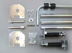 bulletproof trailer parts