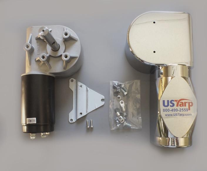 Bulletproof motor