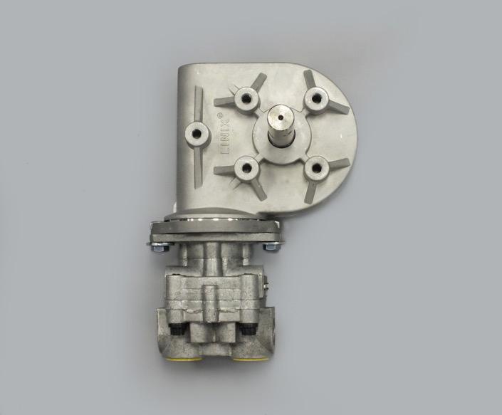 Hydraulic Tarp Motor